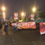 Contraofensiva de movilizaciones sociales a la campaña demagógica pro-TPP