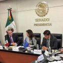 Hipocresía de los eurodiputados conservadores en su visita de presión a México