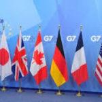 Comentario de la reunión de las llamadas 7 economías de la vieja hegemonía mundial.