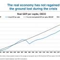 La perspectiva empresarial: comercio, deuda y recesión.
